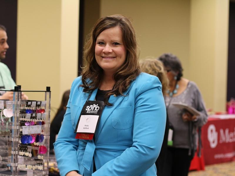 SPTHB Chairwoman, Marty Wafford